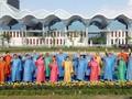 ເຄື່ອງນຸ່ງອາພອນຂອງບັນດາການນຳ APEC 2017 ເຂັ້ມຂົ້ນໄປດ້ວຍຂີດໝາຍວັດທະນະທຳ ຫວຽດນາມ