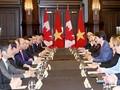 ທ່ານນາຍົກລັດຖະມົນຕີ ຫງວຽນຊວນຟຸກ ສິ້ນສຸດການເຂົ້າຮ່ວມກອງປະຊຸມສຸດຍອດ G7 ເປີດກ້ວາງ ແລະ ຢ້ຽມຢາມ ການາດາ