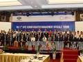 Pembukaan Konferensi ke-11  Para Pejabat  Senior APEC urusan manajemen bencana alam