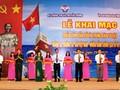 "Pameran peta  dan pemajangan  dokumen: ""Hoang Sa, Truong  Sa wilayah Vietnam: Bukti-bukti sejarah dan hukum"""