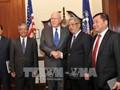 Letnan Jenderal Nguyen Chi Vinh memberikan penilaian aktif tentang Dialog Kebijakan Pertahanan Vietnam dan AS 2017