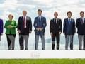 KTT  G7 mengeluarkan Pernyataan Bersama
