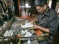 ハノイの銀細工職人
