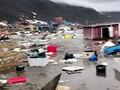 北欧グリーンランドで地震と津波、4人不明
