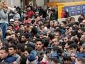 難民問題をめぐるEUの亀裂
