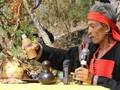 ムノン族の健康祈り儀式
