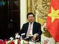 ミン副首相、APECに関する記者会見を主催