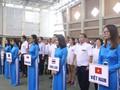 Temu pergaulan olahraga antara Kedutaan Besar negara-negara ASEAN di Kota Hanoi