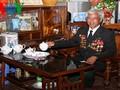 Pak Vi Van Om-Pahlawan Kerja di daerah perbatasan Tay Bac atau daerah Barat Laut, Vietnam Utara