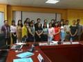 Persatuan Wartawan Vietnam dan Thailand memperluas kerjasama di bidang  pendidikan bahasa kepada wartawan dua negara