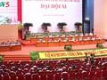 Sesi persidangan pertama Kongres Nasional XI Liga Pemuda Komunis Ho Chi Minh