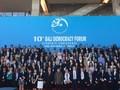Forum Demokrasi Bali 2017-Tempat berbagi pemikiran dan pengalaman untuk mendorong demokrasi