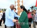 Culmina la visita del líder parlamentario cubano en Vietnam