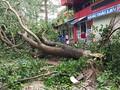 El centro de Vietnam afronta la tormenta de Talas