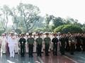 Vietnam destaca los ejemplos notables en las fuerzas armadas