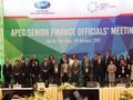 Altos funcionarios de Finanzas del APEC debaten la Declaración Conjunta del sector