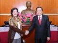 Vietnam saluda la nueva misión de la embajadora cubana en este país