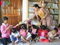 Library for disadvantaged children
