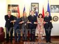 Vietnam's presidency of ASEAN Committee in Rome well fulfilled