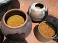 Soy sauce making in Cu Da village