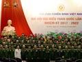 Vietnam War Veterans' Association closes 6th National Congress