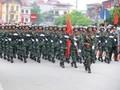 ベトナム人民軍創立70周年の記念活動