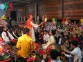 ベトナムの伝統信仰「マウタムフー」とその保存活動