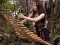 竹製の楽器