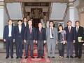 ホーチミン市と神奈川県との協力強化