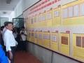 ビントァン省で、「チュォンサ・ホァンサ両群島・歴史的証拠」展示会