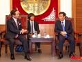 ベトナム・神奈川県 文化・スポーツ・観光協力を強化