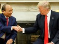 トランプ大統領のアジア歴訪の日程