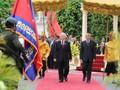 越南和柬埔寨将为维护和弘扬传统友好团结与全面合作做出不懈努力