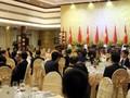 越南隆重举行招待会 欢迎习近平到访