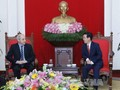Generalsekretär der Kommunistischen Partei Italiens besucht Vietnam