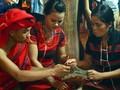 Einzigartige Rituale bei Hochzeit der Pa Ko