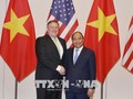 Premierminister Nguyen Xuan Phuc empfängt US-Außenminister Mike Pompeo