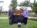 Độc đáo công viên tượng APEC tại Đà Nẵng