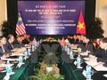 5e réunion du Comité mixte Vietnam - Malaisie sur l'économie, les sciences et techniques