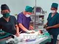 Can Tho: Un nouveau-né atteint d'hypoxie cérébrale sauvé