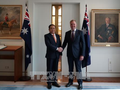 Vers une coopération renforcée entre le Vietnam et l'Australie