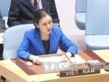 Le Vietnam à une session de l'Assemblée générale de l'ONU sur les océans et le droit de la mer
