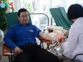 Le mouvement de don de sang au Vietnam