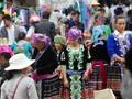 Le vieux marché de Tam Duong