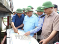 Der Premierminister ordnet die Beseitigung der Folgen von Überschwemmungen an