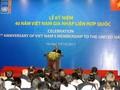 Vietnam ist stolz ein verantwortungsvolles Mitglied der UNO zu sein