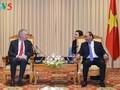 Premierminister Nguyen Xuan Phuc trifft den US-Botschafter in Vietnam