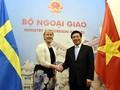 Vietnam und Schweden fördert die Aufnahme strategischer Partnerschaft