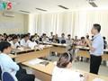 Proyek mengembangkan badan usaha kecil dan menengah di kabupaten Hoai Duc, kota Hanoi menciptakan peluang untuk mengembangkan masyarakat
