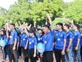 Kaum remaja Vietnam dengan Kampanye Musim Panas Sukarela